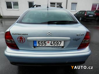 Prodám Citroën C5 2.0 HDI X KLIMA FUNKČNÍ