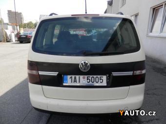 Prodám Volkswagen Touran 1.9 TDI DSG 7 MÍST