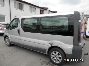 Prodám Opel Vivaro 1,9CDTi 74kW LONG  KLIMA