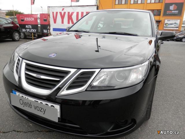 Prodám Saab 9-3 1,9TDi Krasavec Navi Kůže