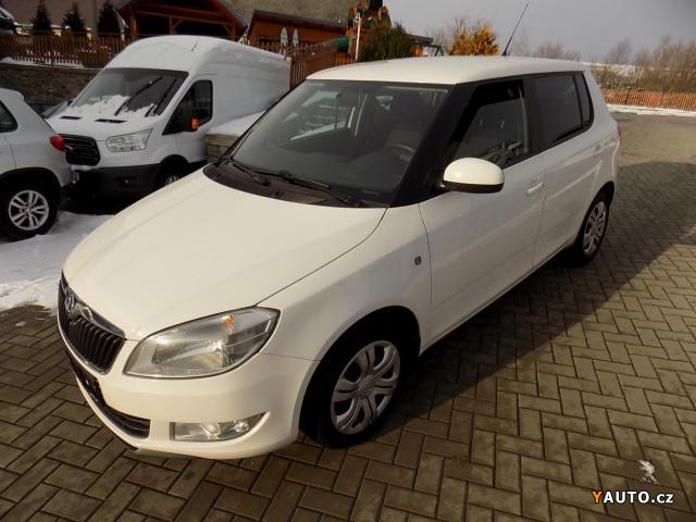 Prodám Škoda Fabia 1.6 TDI CR 66kW Ambition