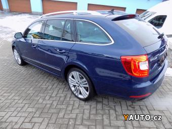 Prodám Škoda Superb 2.0TDI 4x4 ELEGANCE, XENONY