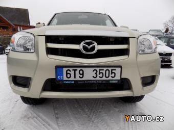 Prodám Mazda BT-50 2.5TD 4X4 TE