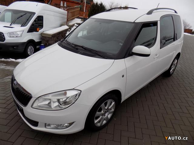 Prodám Škoda Roomster 1.2TSI Ambition Fresh, Facelif