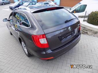 Prodám Škoda Superb 2.0TDI 103kW AMBITION PLUS