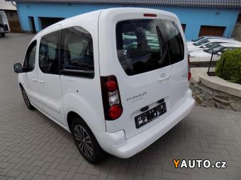Prodám Peugeot Partner 1.6HDI TEPEE 5MÍST