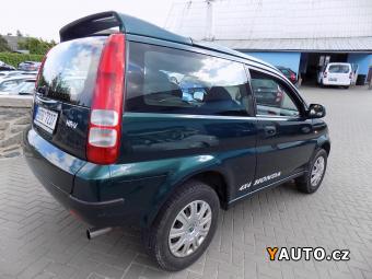 Prodám Honda HR-V 1.6 77kW 4X4