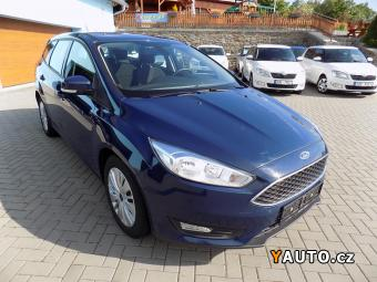 Prodám Ford Focus Trend 1.5TDCI 1. maj. ČR