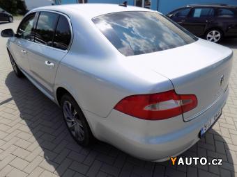 Prodám Škoda Superb 2.0 TDI 125kW 4x4 Elegance WEB