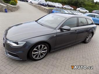 Prodám Audi A6 3.0TDI 180kW QUATTRO S-LINE