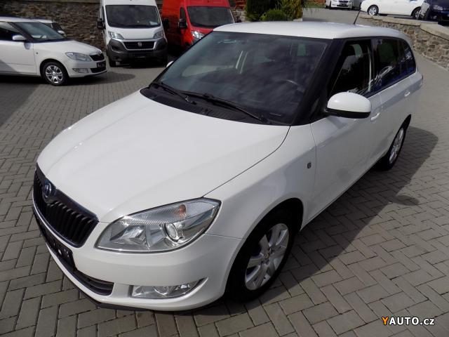 Prodám Škoda Fabia 1.6TDI 77kW ELEGANCE
