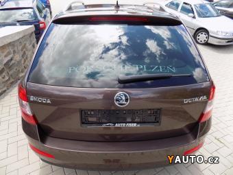 Prodám Škoda Octavia III 2.0TDI L&amp, k WEBASTO