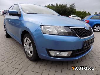 Prodám Škoda Rapid 1.6TDI AMBITION PLUS