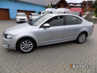 Prodám Škoda Octavia 1.6TDI 77kW, VÝHŘEV SED.