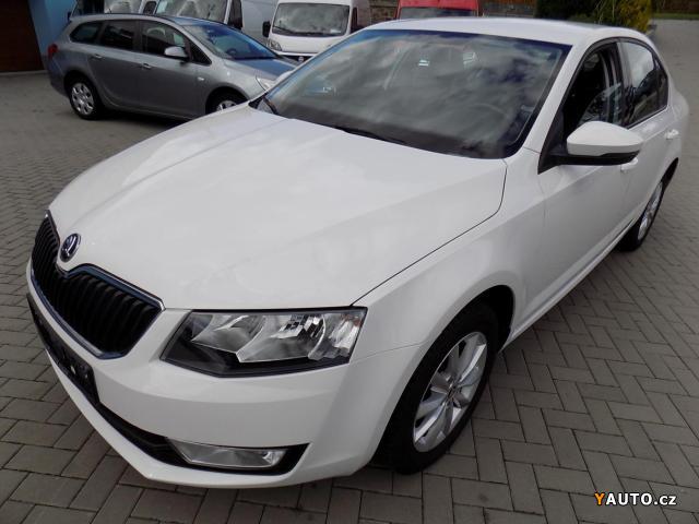 Prodám Škoda Octavia 1.6TDI 77kW AMBITION 1. MAJ. CZ
