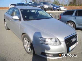 Prodám Audi A6 3.0TDI QUATTRO, LED, XENONY NAV