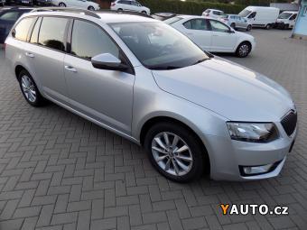 Prodám Škoda Octavia 1.6TDI DSG ELEGANCE NAVI
