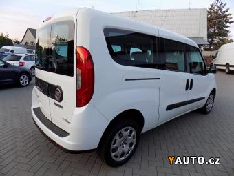 Prodám Fiat Dobló MAXI 1.6MJET NOVÝ MODEL 5MÍST