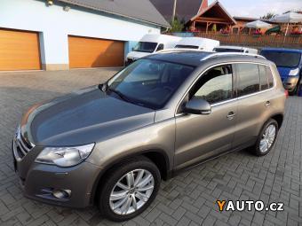 Prodám Volkswagen Tiguan 2.0 TDI 4x4 SPORT PANORAMA