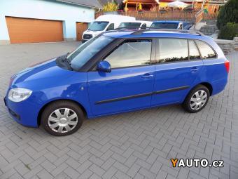 Prodám Škoda Fabia II 1.6 16V AMBIENTE EDITION