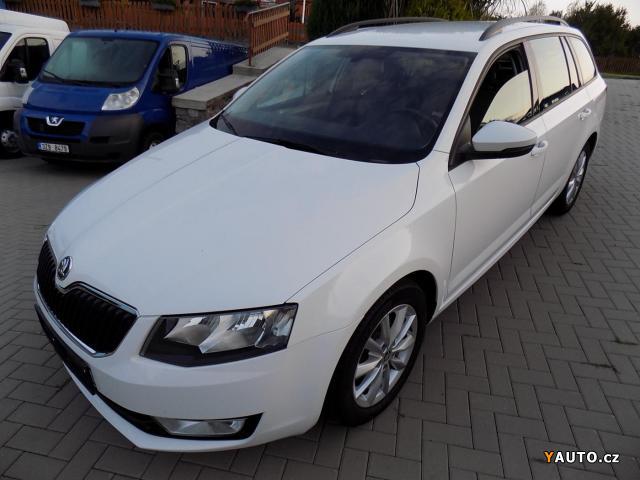 Prodám Škoda Octavia 1.6TDI ELEGANCE NAVI