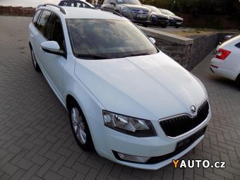 Prodám Škoda Octavia 1.6TDI 81kW ELEGANCE NAVIGACE