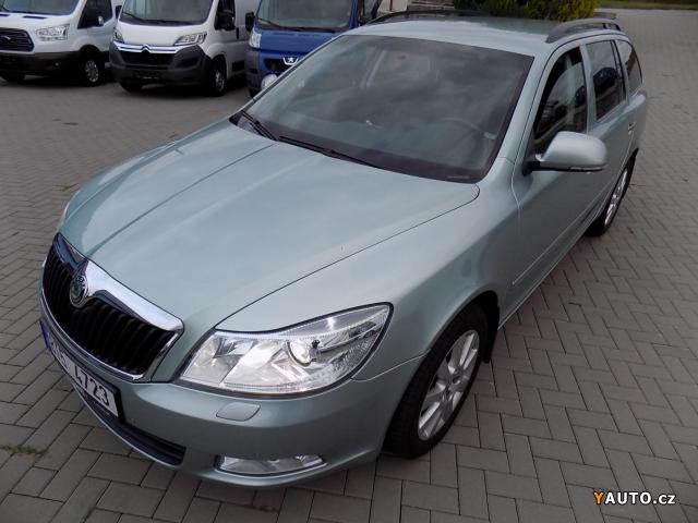 Prodám Škoda Octavia 2.0 TDI Elegance xenony