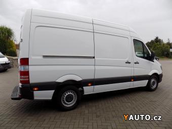 Prodám Mercedes-Benz Sprinter 316CDI F37, 35 KLIMA