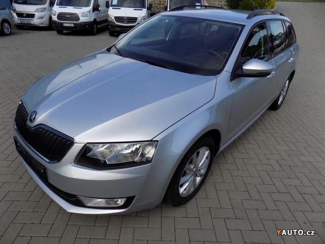 Prodám Škoda Octavia 1.6TDI 77kW ELEGANCE NAVI