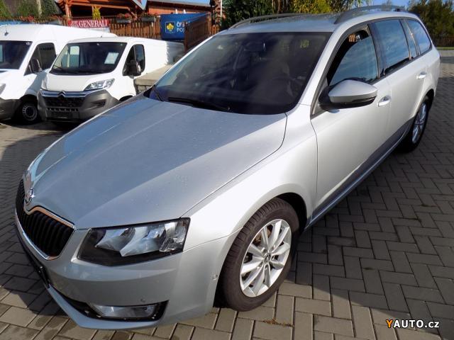 Prodám Škoda Octavia 1.6TDI 81kW ELEGANCE NAVI