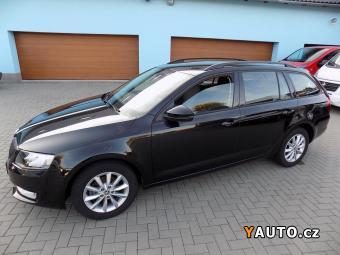 Prodám Škoda Octavia 1.6TDI 81kW DSG ELEGANCE NAVI