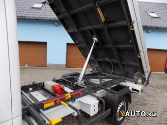 Prodám Opel Movano L3H1 3STR. SKLÁPĚČ 7MÍST