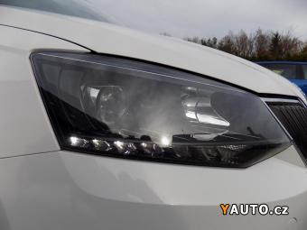 Prodám Škoda Fabia III 1.2TSI Ambition Plus LED