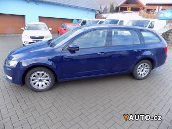 Prodám Škoda Octavia 1.6TDI 77kW AMBITION
