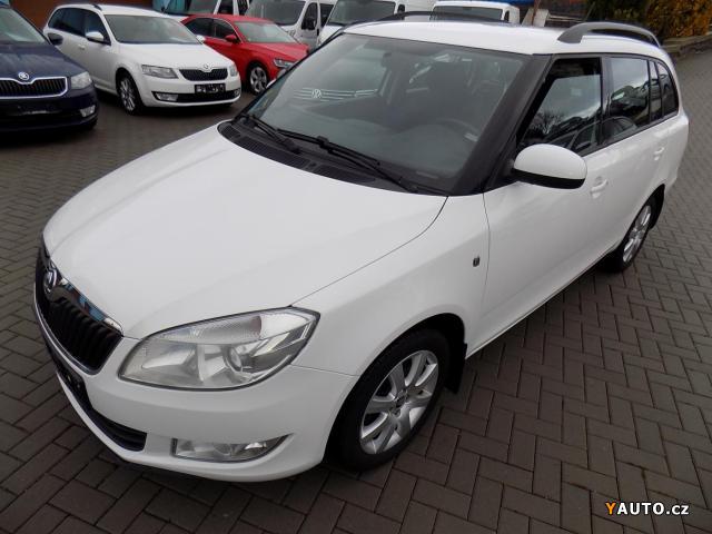 Prodám Škoda Fabia 1.2TSI 63kW ELEGANCE