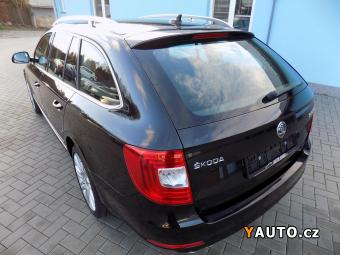 Prodám Škoda Superb 2.0TDI ELEGANCE WEBASTO