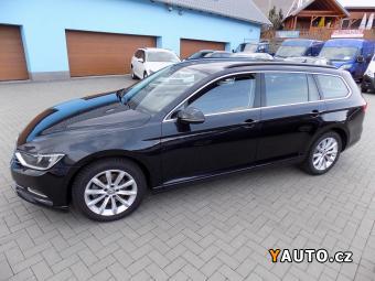 Prodám Volkswagen Passat B8 2.0TDI 110kW BUSINESS NAVI