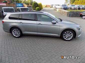 Prodám Volkswagen Passat 2.0TDI 110kW BUSINESS NAVI