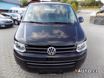 Prodám Volkswagen Multivan 2.0BiTDI 132kW HIGHLINE 4MOTIO