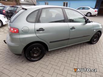 Prodám Seat Ibiza 1.2 12v Reference