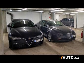 Prodám Alfa Romeo GT 1.9 JTD, BOSE, park senzory