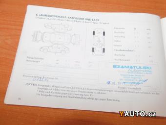 Prodám Chevrolet Kalos 1.2 LPG