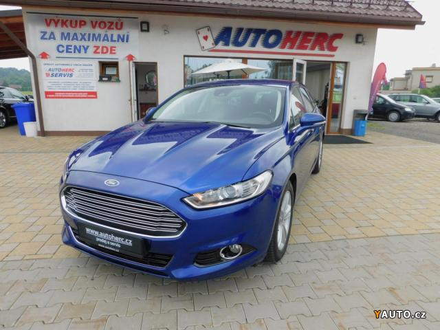Prodám Ford Mondeo Kombi 2.0 TDCi