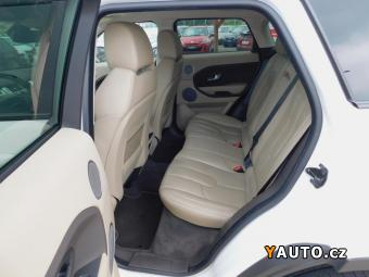 Prodám Land Rover Range Rover Evoque Turbo Si 4 2.0 L GTDi