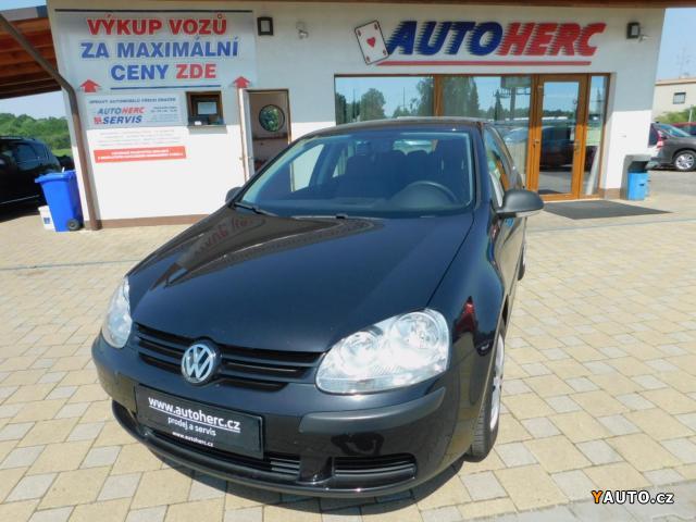 Prodám Volkswagen Golf V 1.4 16VTrendline