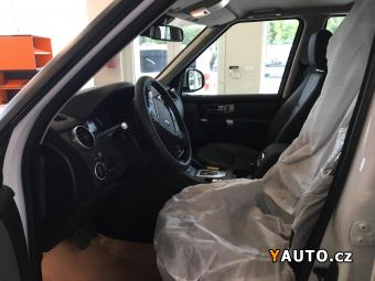 Prodám Land Rover Discovery 4 3.0 SDV6 SE NOVÉ