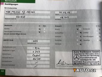 Prodám Mercedes-Benz Třídy A A170 Elegance