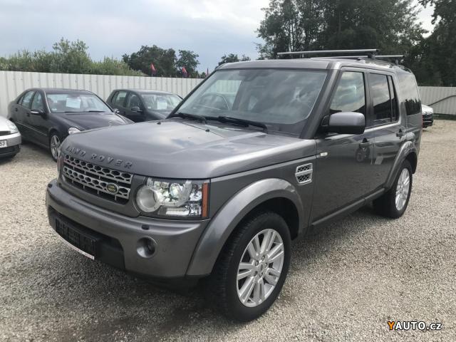 Prodám Land Rover Discovery 4 3.0TDV6 HSE
