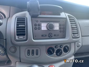 Prodám Opel Vivaro 2.0 CDTI Valník