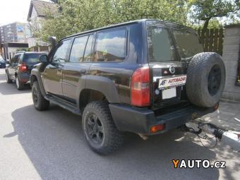 Prodám Nissan Patrol GR 3.0 DI WAGON ODPOČET DPH